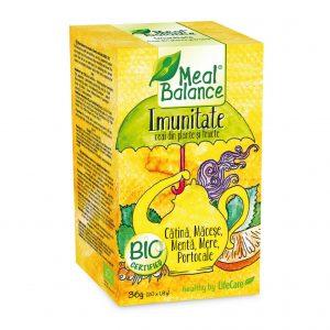 Imunitate - Ceai Eco din plante si fructe Meal Balance®